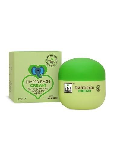 Bebe Bebe Nature Natural Diaper Rash Cream Pişik Kremi 50GR Renksiz